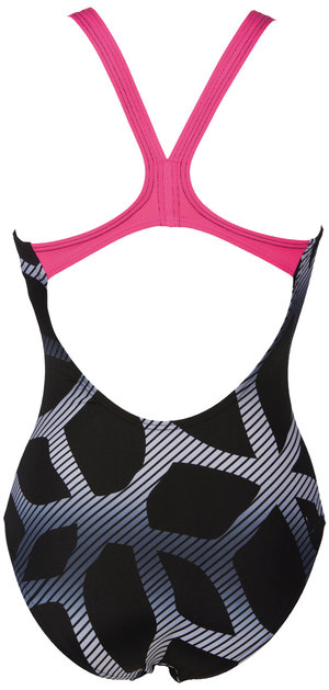 W Spider swim pro back one piece LB